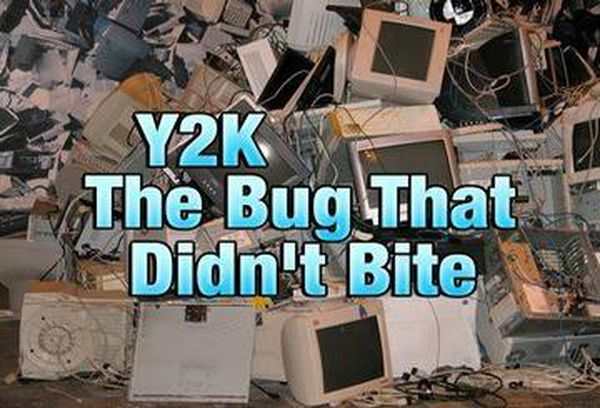 Y2K: The Bug That Didn't Bite