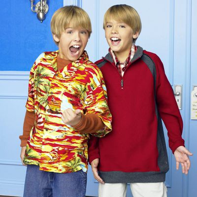 Dylan and Cole Sprouse: Then