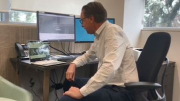 World-first Aussie 'virtual' clinic to ease COVID-19 pressure on hospitals