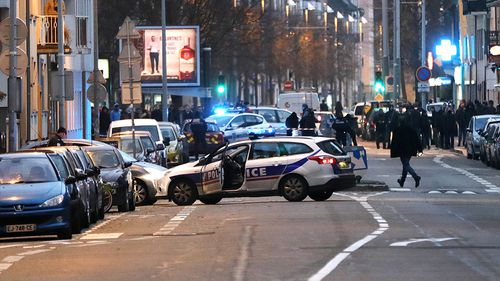 Strasbourg's mayor said he hoped the terrorist's killing would return the city to normal.