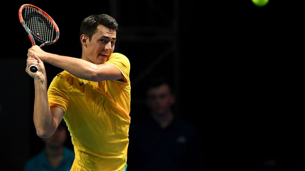 Tomic: Open lead-up wins meaningless