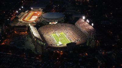 Tiger Stadium. LSU