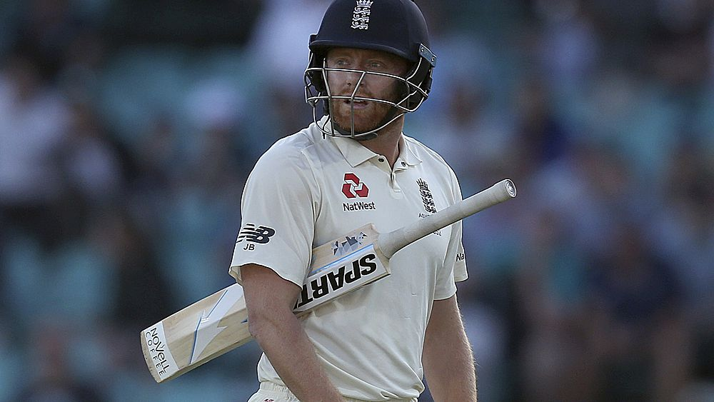 Ashes: England defend decision to send Jonny Bairstow out instead of nightwatchman