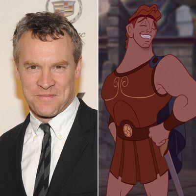 Tate Donavan as Hercules