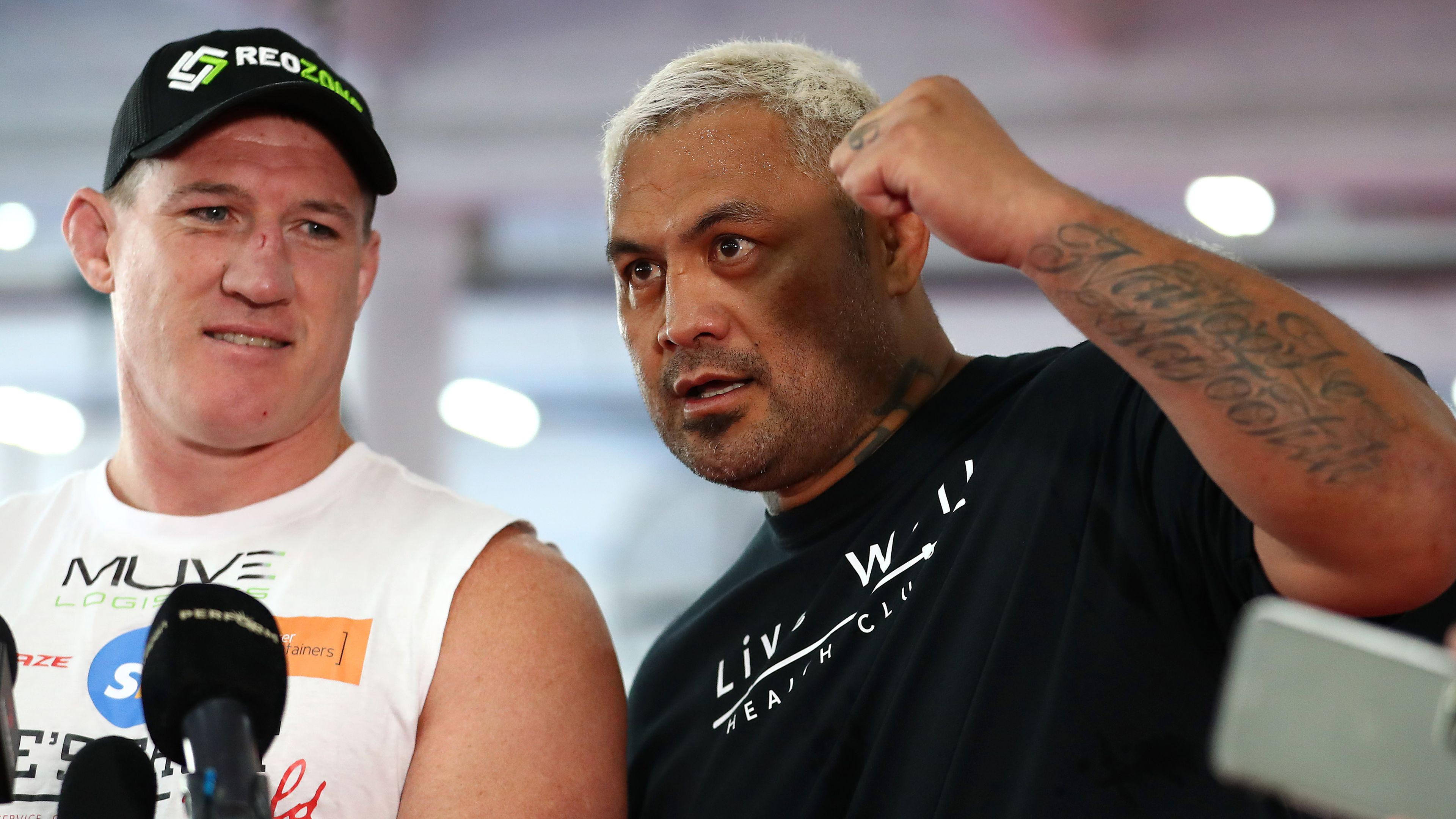 Paul Gallen declares Mark Hunt's knockout power is overrated ahead of Sydney Superfight
