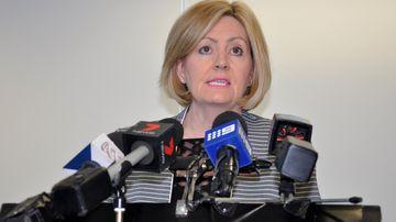 Perth Lord Mayor Lisa Scaffidi. (AAP)