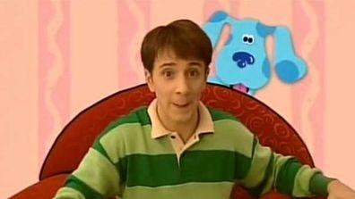 Original Blue's Clues host Steve Burns.