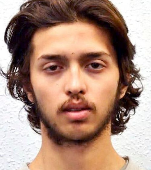 Streatham Terrorist Told 'Not To Be Naughty' By Dad Before Attack