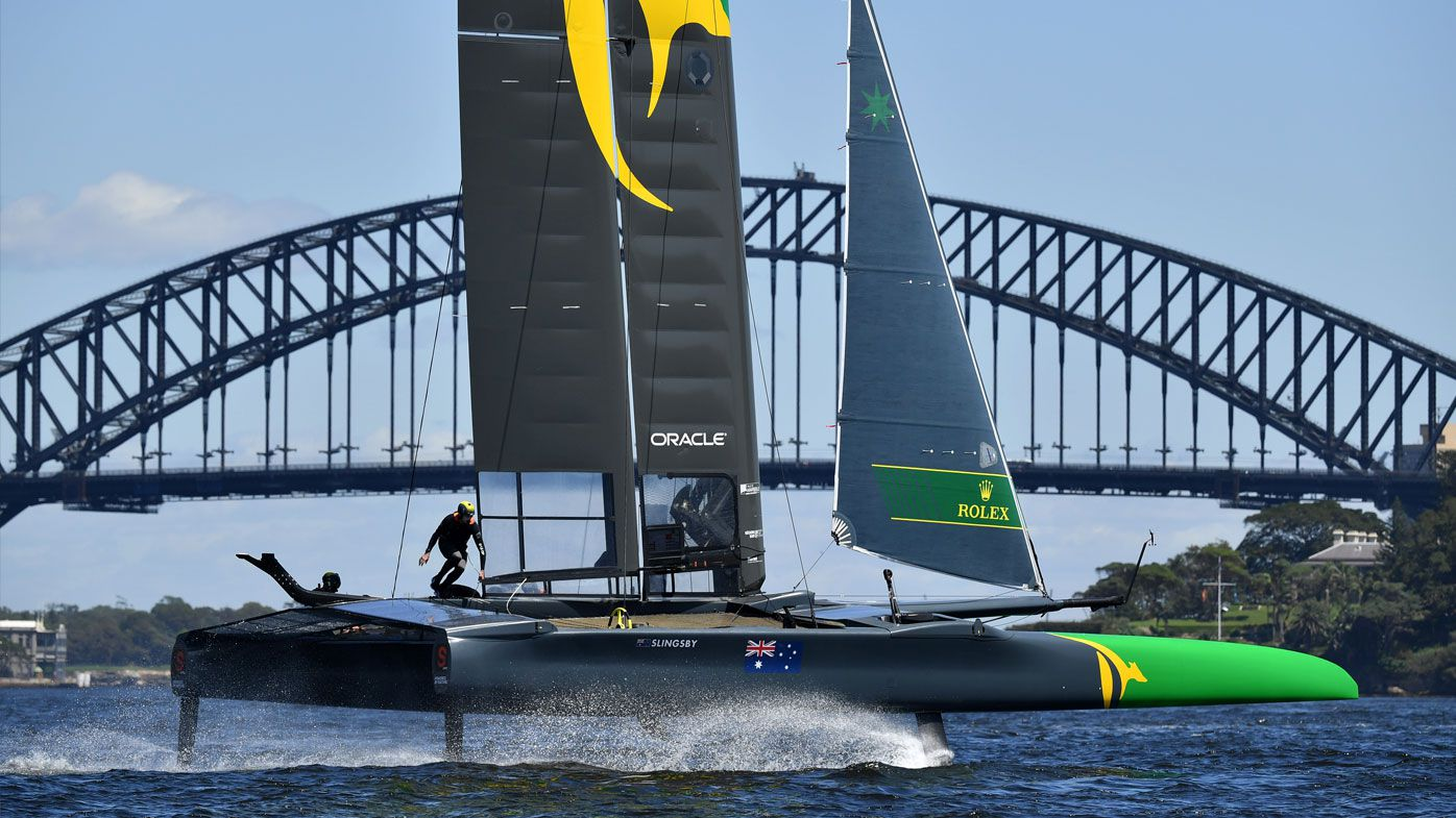 Australia will kick off their SailGP title defence on Sydney Harbour this week