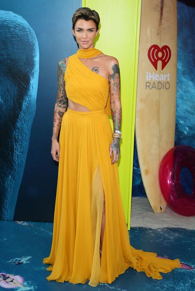 "<p>Australian Model-turned-actress Ruby Rose has undergone many style transformations throughout her decade in the spotlight.</p> <p>From her <a href=""https://style.nine.com.au/2017/09/26/09/29/style_ruby-rose-beauty-secrets"" target=""_blank"" title=""edgy, short cropped 'do"" draggable=""false"">edgy, short cropped &lsquo;do</a> and love of luxury designs from the likes of Dion Lee and Burberry which have won her International style fame and <a href=""https://style.nine.com.au/2017/05/02/08/15/met-gala-red-carpet-2017/13"" target=""_blank"" title=""a place on the Met Gala guest list"" draggable=""false"">a place on the Met Gala guest list</a>, to her days as a VJ for MTV Australia when straight, black bangs and tartan dresses were her signature look, she has never been afraid to push the boundaries in the style stakes.</p> <p>With the news that the the 32-year-old&nbsp;has just been named as the first-ever LBGT actress to take on the role of Batwoman for a yet-to-be-named series for the CW network, we are sure she will put her own rebellious sartorial stamp on the batsuit.</p> <p>""This&nbsp;is something I would have died to have seen on TV when I was a young member of the LGBT community who never felt represented on tv and felt alone and different.&nbsp;Thank you everyone. Thank you god,"" Rose shared with her <a href=""https://www.instagram.com/rubyrose/?hl=en"" target=""_blank"" title=""12.8 million followers on Instagram."" draggable=""false"">12.8 million followers on Instagram.</a><br /> <br /> In honour of Ruby Rose&rsquo;s historic appointment we look back at the style evolution of Ruby Rose.</p>"