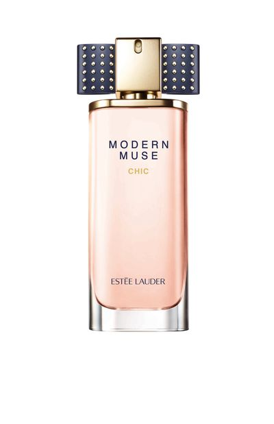 "<a href=""https://www.esteelauder.com.au/product/11564/32627/Product-Catalog/Fragrance/Collections/Modern-Muse/Modern-Muse-Chic/Eau-de-Parfum-Spray"" target=""_blank"">Estée Lauder Modern Muse Chic EDP (50ml), $125.</a>"