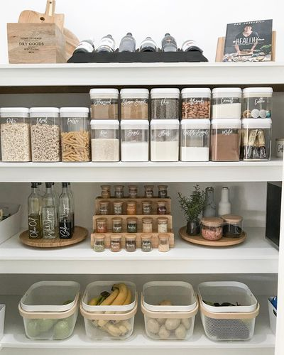 How to organise your pantry: Woman's organisation hack goes viral on
