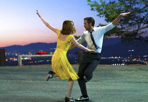 La La Land looked like it was going to take out every award ... (AAP)