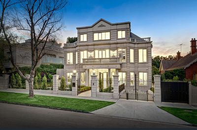 <strong>5. Toorak (VIC), $4,169,000&nbsp;</strong>