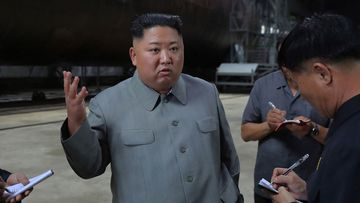 Kim Jong-un has test-fired another missile.