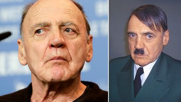 """Swiss actor Bruno Ganz, who played Adolf Hitler cooped up in his Berlin bunker in """"Downfall"""" and an angel in Wim Wenders' """"Wings of Desire"""" has died aged 77."""