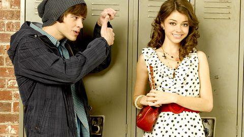 Modern Family star gets her boyfriend a part on Modern Family