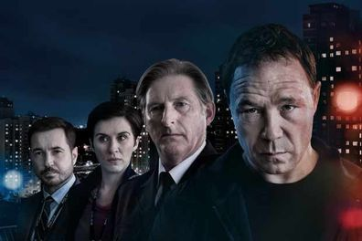 Detective Sergeant Steve Arnott (Martin Compston), Detective Sergeant Kate Fleming (Vicky McClure), Superintendent Ted Hastings (Adrian Dunbar), Corbett (Stephan Graham)
