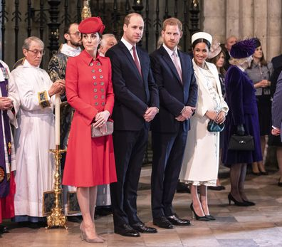 Prince Harry Meghan Markle royal feud resolved with Prince William Kate Middleton