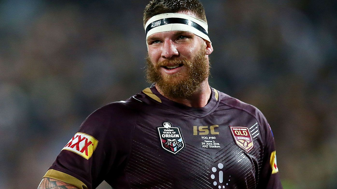 Queensland Maroons set to dump Josh McGuire despite legend's plea