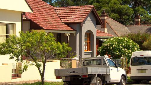 The feud between the brothers involved a Sydney property and an eviction notice.