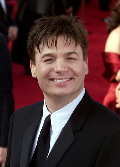 Mike Myers, Annual Academy Awards, March 25, 2001