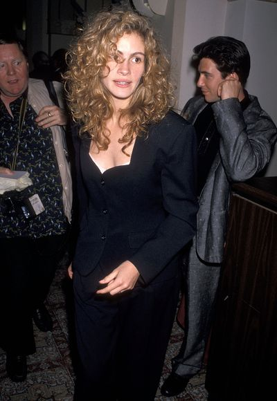 Big Hair Don't Care at the IFP/West Independent Spirit Awards  1989
