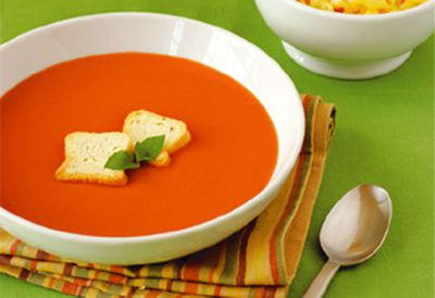 """Recipe:&nbsp;<a href=""""/recipes/ipumpkin/8337493/easy-pumpkin-soup"""">Easy pumpkin soup</a>"""