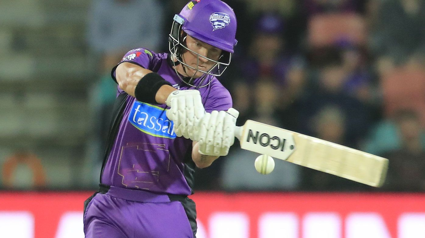 Darcy Short stars in Hobart's thrilling BBL win over Sydney Sixers