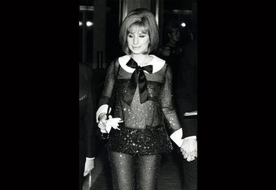 Back in 1969, Babs bared all at the Oscars. <br/><br/>It might not look to scandalous now, but this see-through dress was shocking for the time.  <br/>