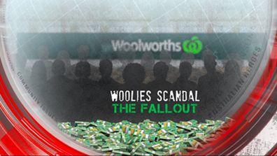 Woolies scandal