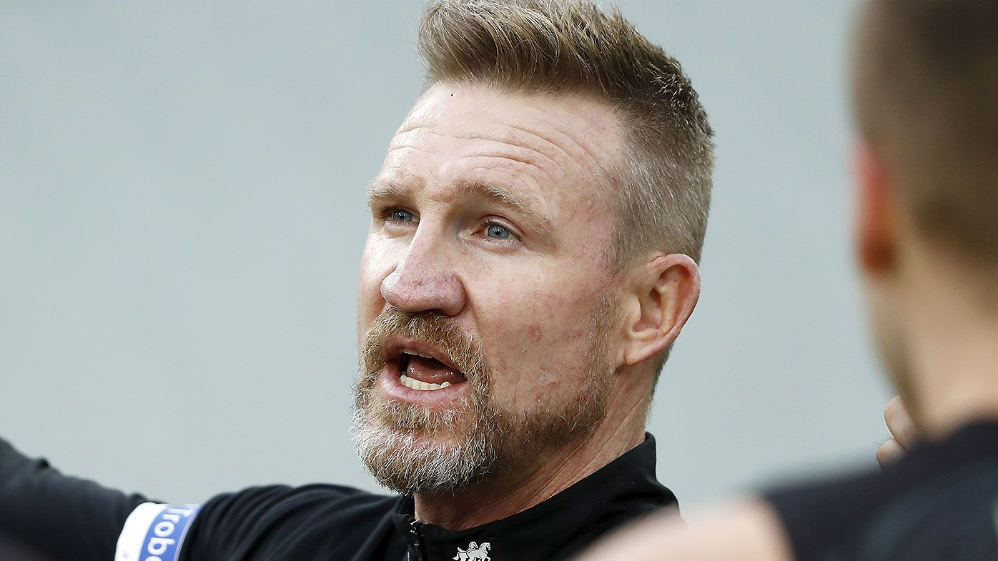 Nathan Buckley could have two weeks remaining as Collingwood coach, says Caroline Wilson