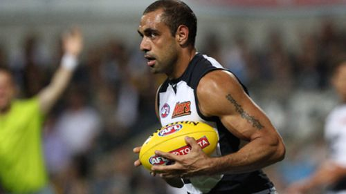 Chris Yarran has been charged with assaulting a police officer.