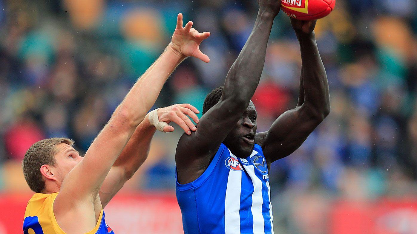 North Melbourne Kangaroos stuns West Coast Eagles keep AFL season alive