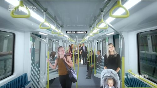 """The """"Metro West"""" is expected to cost $25 billion, with the opposition questioning where the money is coming from."""