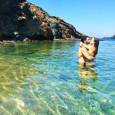 Location: Fokos Beach, Mykonos, Greek Islands