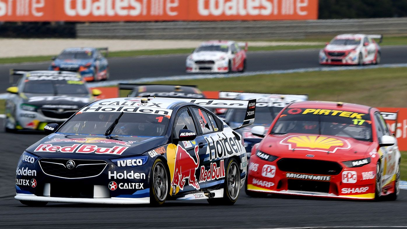 Whincup: Championship battle not a three-horse race in 2019