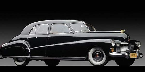 Duke of Windsor's Cadillac
