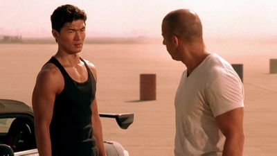 Rick Yune: Then