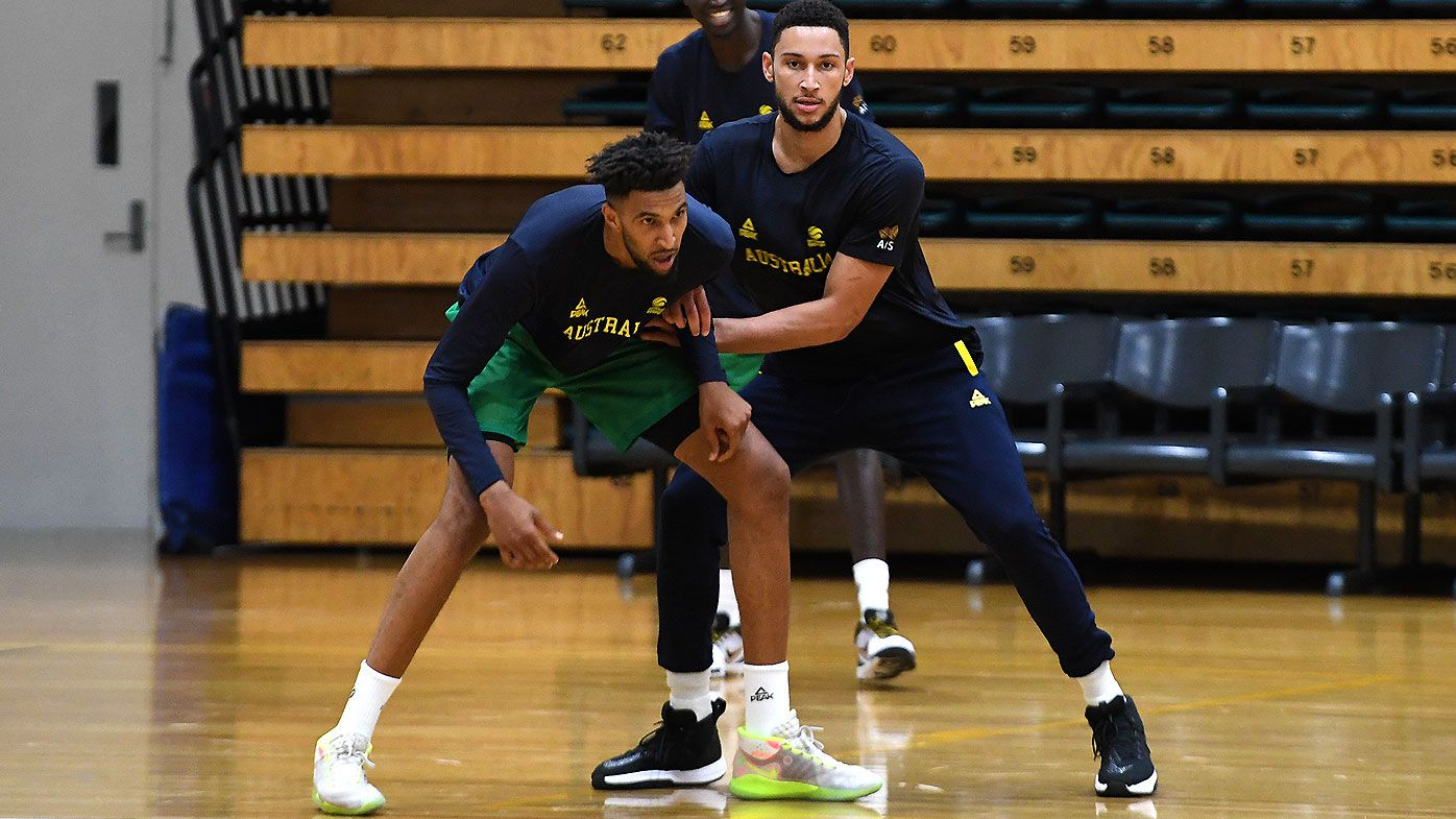 Ben Simmons earns rave reviews in first Boomers training session despite withdrawal