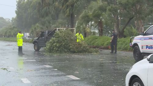Tropical Cyclone Niran batters Far North Queensland