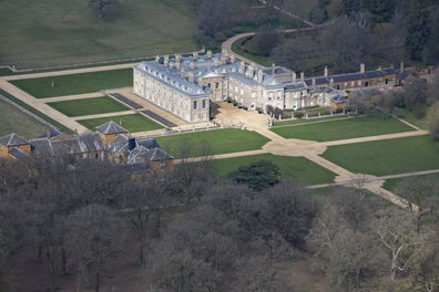 Charles Spencer is the current custodian of Althorp House.