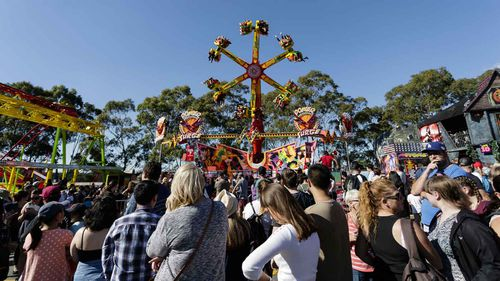 The Royal Easter Show has been cancelled.