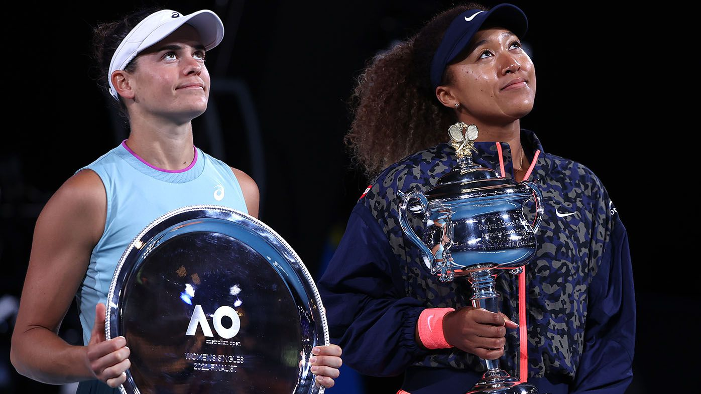 World No.24 Jennifer Brady makes Australian Open final despite hard quarantine