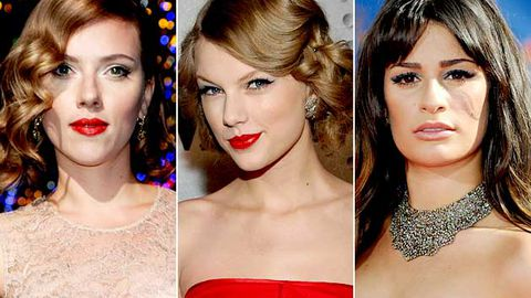 Scarlett Johansson, Taylor Swift and Lea Michele vying for Les Miserables lead role