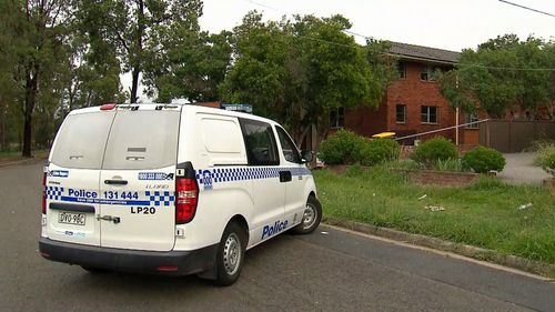 Following inquiries, officers arrested a man and a woman at a property in Warwick Farm over the alleged murder.