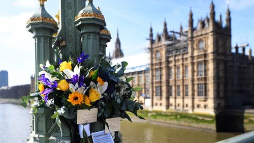 UK-born terrorist Khalid Masood killed five people and was shot to death himself when he drove his car into pedestrians and stabbed to death another man.