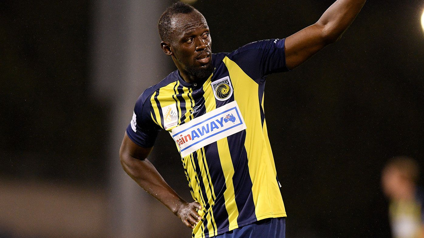Football: European club pen no-strings-attached offer to Usain Bolt