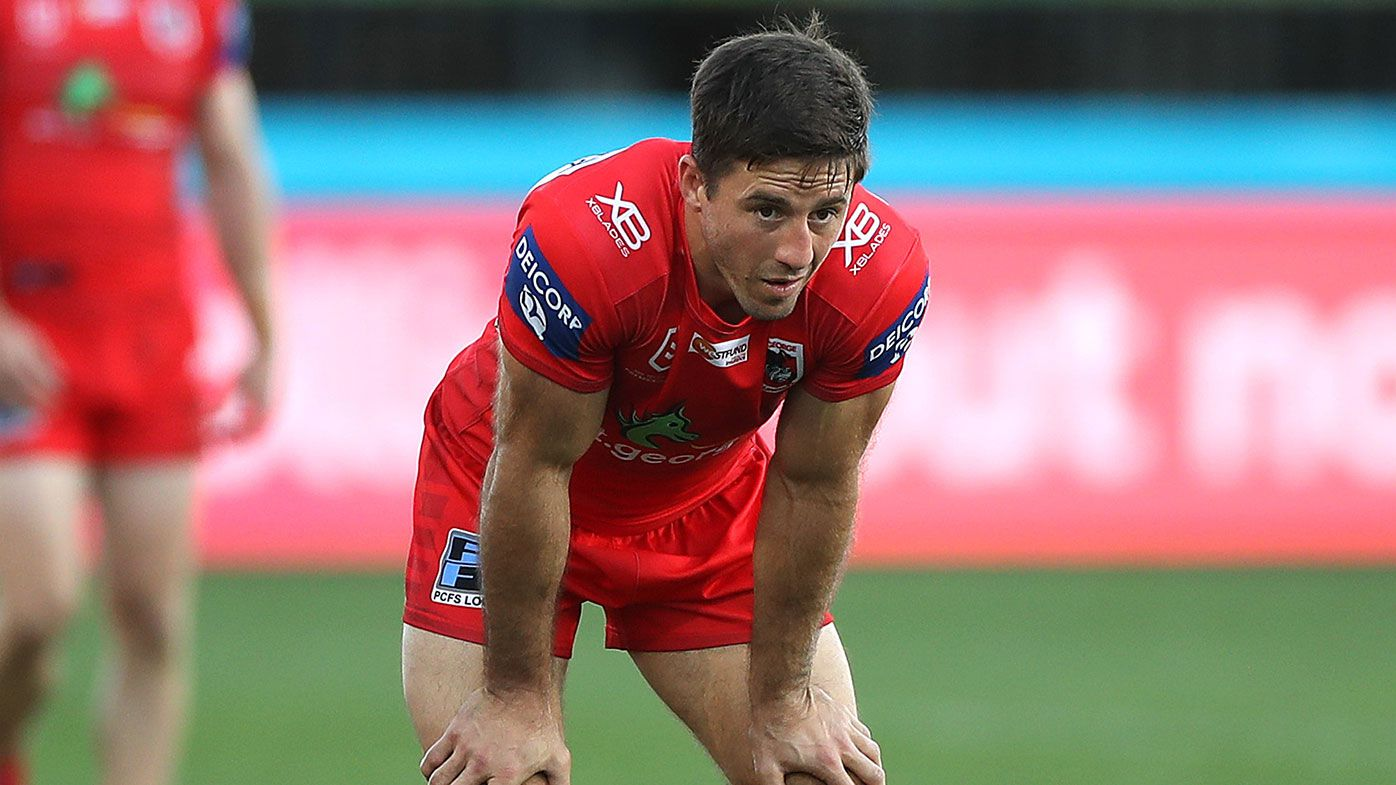 Michael Ennis challenges St George to drop Ben Hunt to the interchange