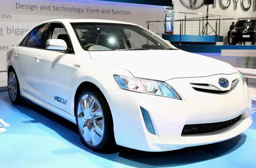 The Toyota Camry was also tipped as a car motorists could look to for high safety precautions.